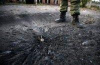 На Донбассе в пятницу ранили военного