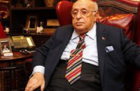 Помер колишній президент Туреччини Демірель