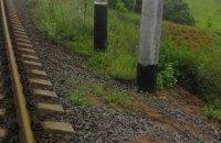 В Верхнеторецком нашли взрывчатку рядом с железной дорогой