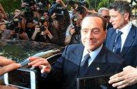 Суд зняв з Берлусконі заборону на участь у виборах