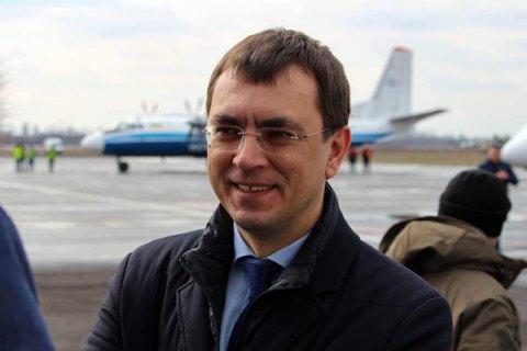 Омелян натякнув, що за постанову заморозки ліцензії SkyUp може відповідати Коломойський