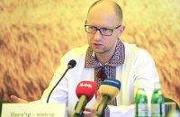 Яценюк: из-за Путина Украина потеряет 15% урожая