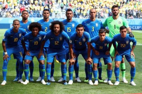 Бразилія здобула першу перемогу на ЧС-2018 (оновлено)