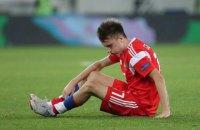 Игрок сборной России по футболу назвал бедность главной проблемой России