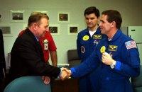 Украина еще обязательно будет иметь своих астронавтов, - Кучма