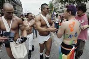 Московский суд запретил проводить гей-парады на ближайшие сто лет