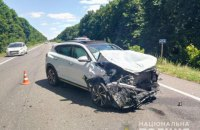 П'яний водій влаштував ДТП із загиблим і 8 потерпілими в Харківській області