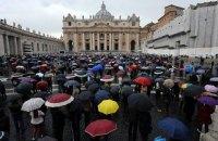 Коронавирус впервые зафиксировали в Ватикане