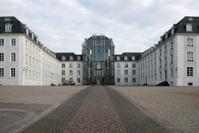 Площа Невидимого пам'ятника, Саарбрюкен