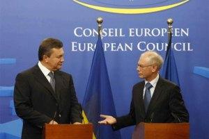 ЕС увязал ратификацию СА с исходом дела Тимошенко