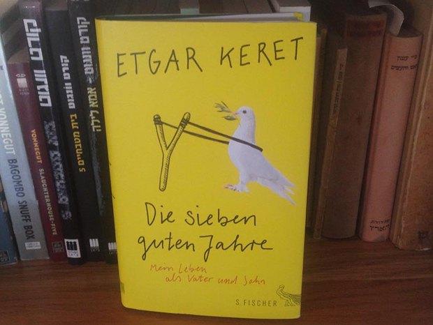 Примірник «Seven Good Years» німецькою