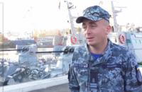 """Капитан бронекатера """"Никополь"""" Небылица заявил на допросе, что является военнопленным"""