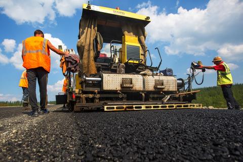 С 2022 года Укравтодор откажется от текущего среднего ремонта дорог