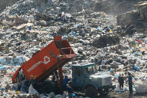 Кличко хоче закрити найбільше сміттєзвалище України