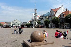 В Германии поставят 320-метровую скамейку