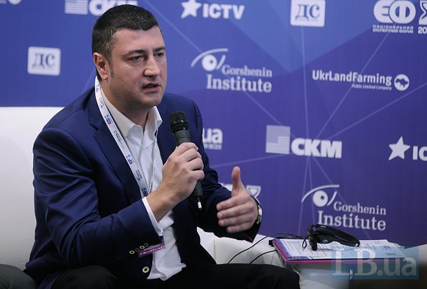 </b><b>Олег Бахматюк, директор группы компаний UkrLandFarming