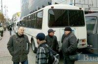 Во Львове обещают не лишать лицензии перевозчиков, которые везут людей на Евромайдан