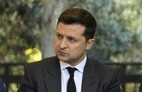 Зеленський надав чинності рішенню РНБО про персональні санкції