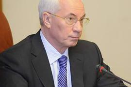 Азаров согласовал с МВФ повышение тарифов на газ