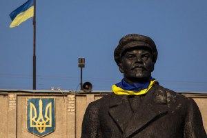 Жители освобожденных от боевиков Славянска и Краматорска видят Донбасс в составе Украины