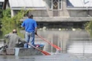 МЧС предупреждает о наводнении в Прикарпатье