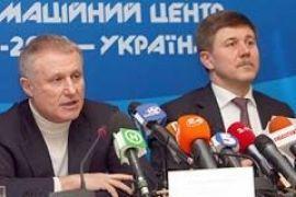 Васюник и Суркис отчитаются о выполненной работе перед УЕФА