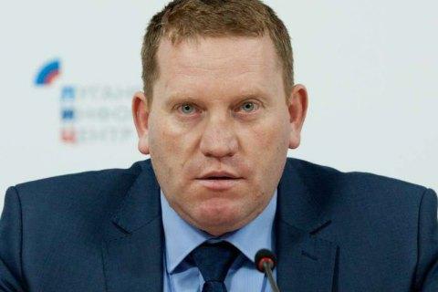 Luhansk separatist leader's aide found hanged