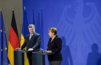 Gorshenin Institute: Poroshenko's German visit a success