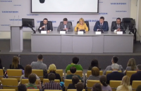 TV channel for Donbas starts test broadcasting