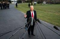 Trump suspends duty-free treatment of Ukrainian goods