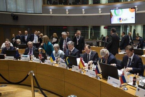 Poroshenko names next goals of Ukraine's European integration