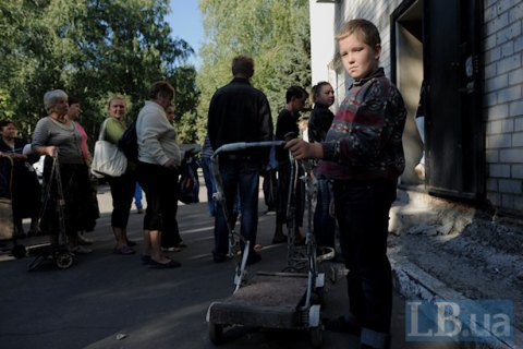 UN: Donbas conflict leaves 1.5m people hungry