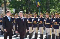 Poroshenko urges creation of joint Ukraine-Romania-Bulgaria brigade