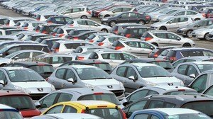 Used car imports to Ukraine quadruple in 2015