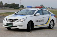 Traffic police hit Ukrainian highways