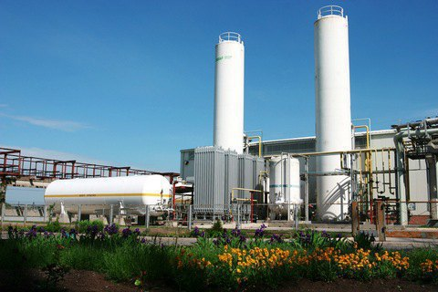 Ukraine's largest ammonia producer stops