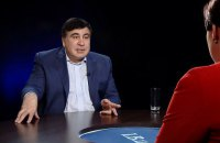 Saakashvili says only relies on masses in fight for early elections