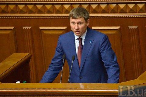 Ukrainian MP contracts coronavirus