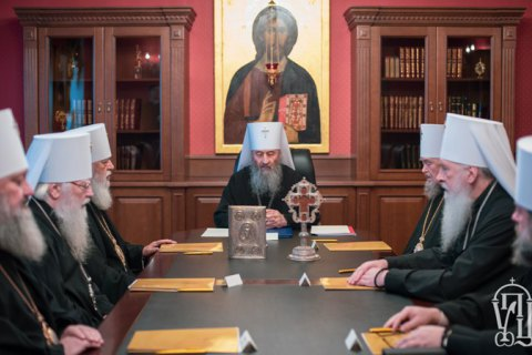 Moscow-run Ukrainian Orthodox Church defies Constantinople