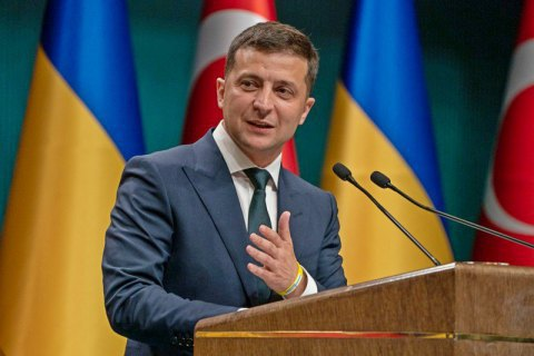 Zelenskyy plans to launch land market in 2020