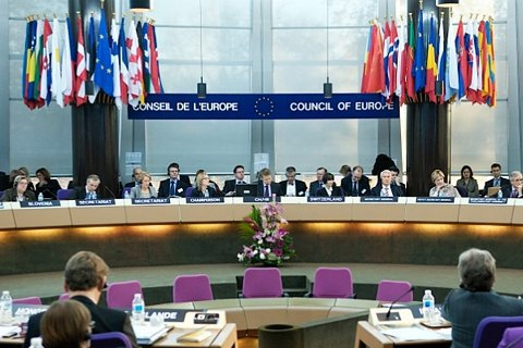 Committee of Ministers of Council of Europe supports UN resolution on Crimea