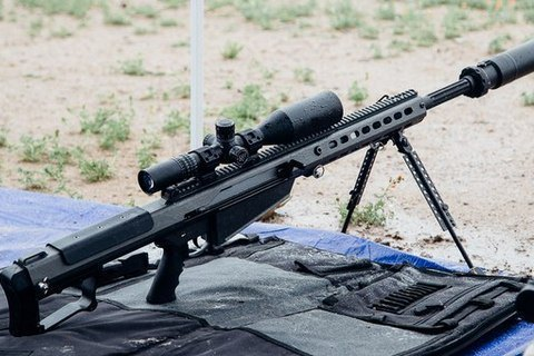 White House OKs sale of sniper rifles to Ukraine