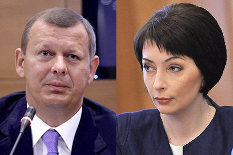 Lukash, Klyuyev said removed from EU sanction list
