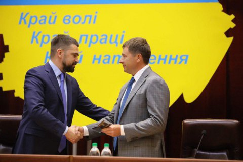 Zelenskyy appoints head of Zaporizhzhya regional administration