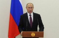 Putin wants Ukraine to free all convicted separatists