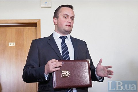 Top anticorruption prosecutor said ready to step down