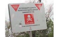Ukraine leads in landmine casualty count