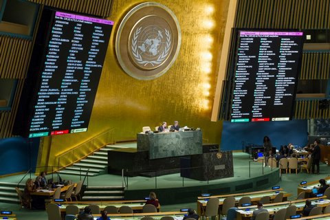 UN to vote condemnation of Russian occupation of Crimea