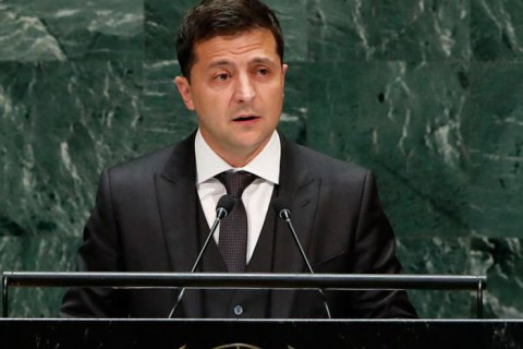 Zelenskyy: Only USA, EU and Ukraine together can stop war