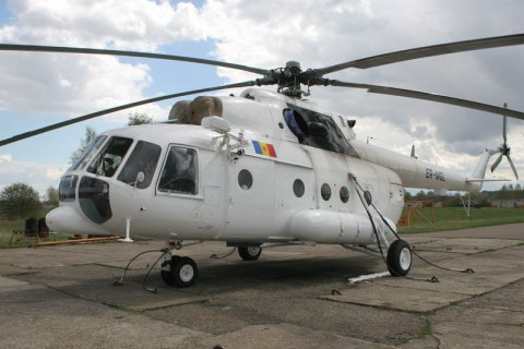Mi-8 helicopter with Ukrainian crew crashes in Afghanistan